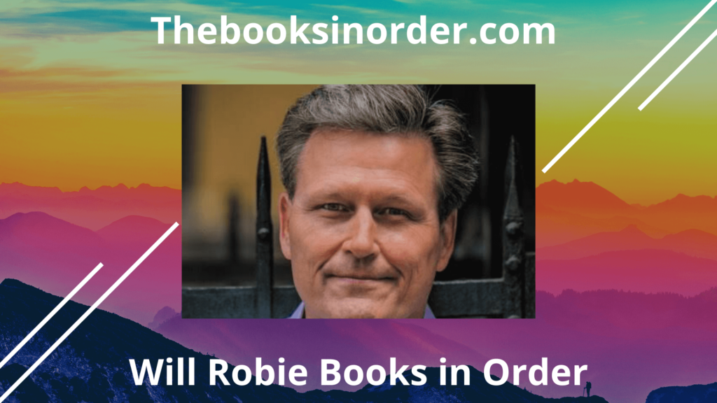will robie series, will robie series in order