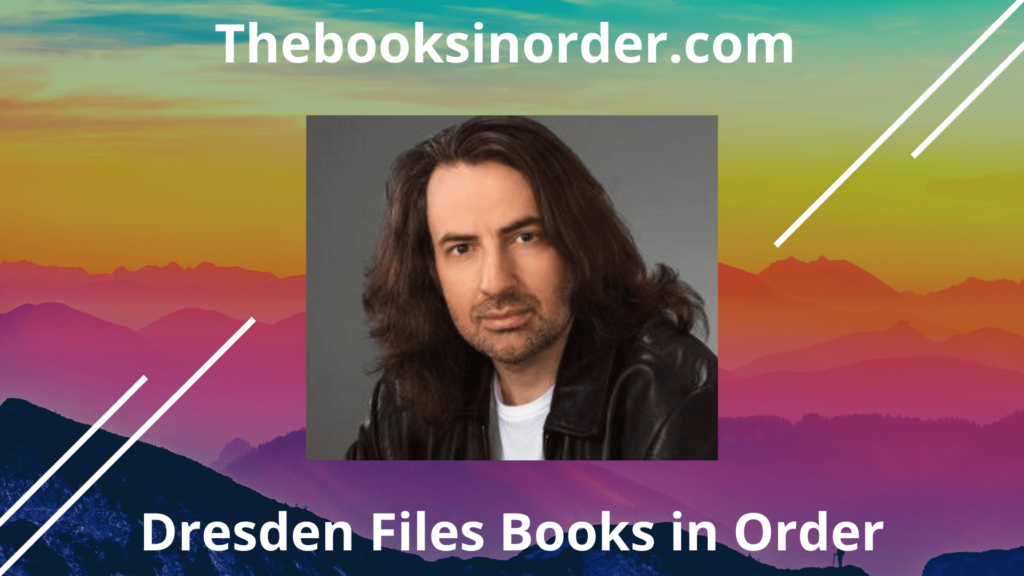 dresden files book order, dresden files order