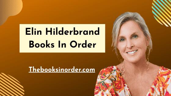 Elin Hilderbrand books in order