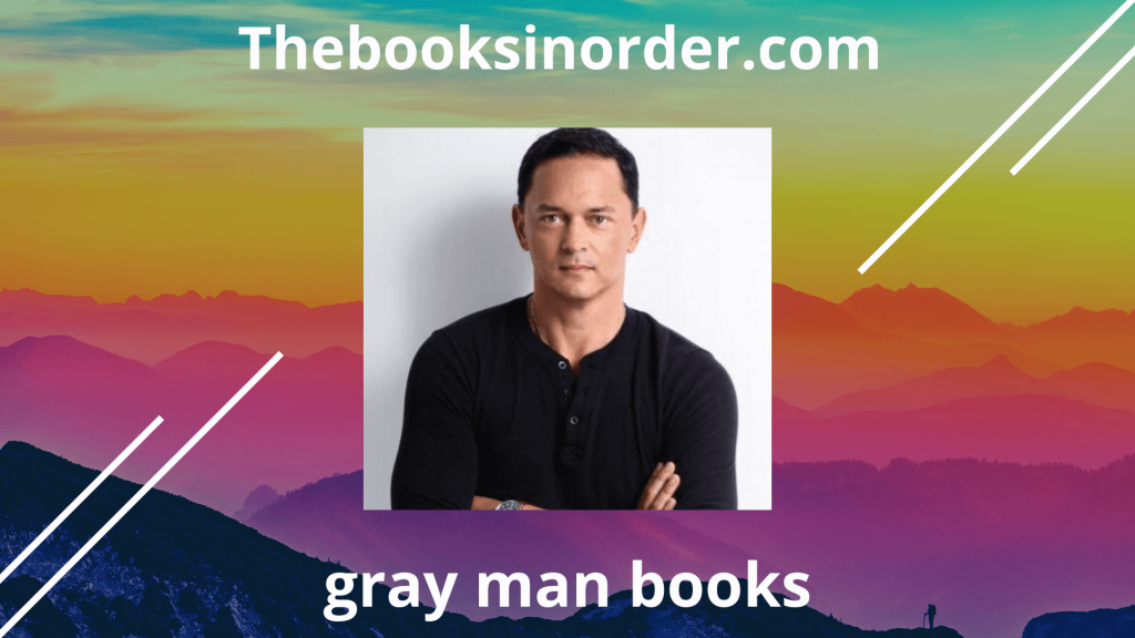 Gray Man Books in Order