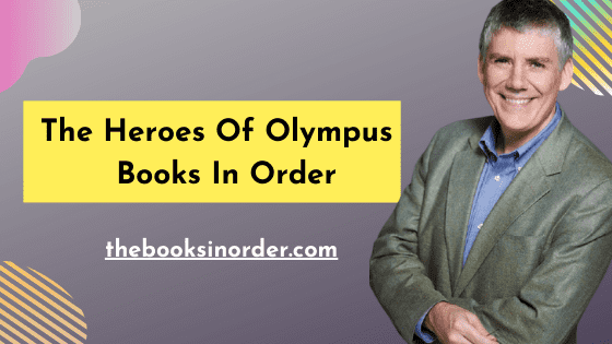The Heroes of Olympus Books in Order