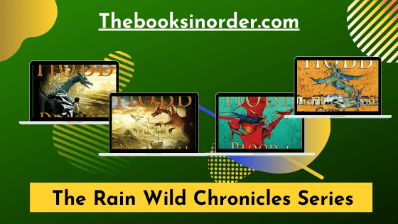 The Rain Wild Chronicles Series by Robin Hobb